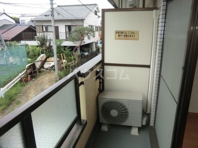平岡マンション 106号室の収納