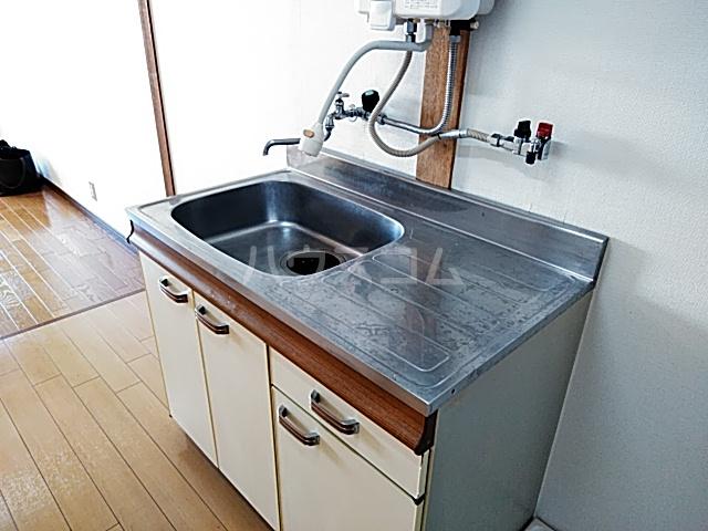 グリーンハイツ浅野 3B号室のキッチン