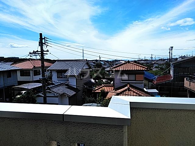 グリーンハイツ浅野 3B号室の景色