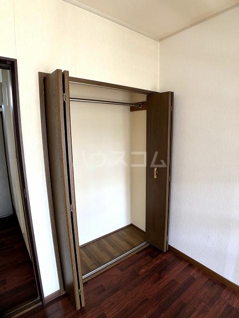 ラフォーレ錦 202号室の洗面所