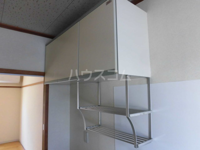 サンハイツ 107号室のキッチン