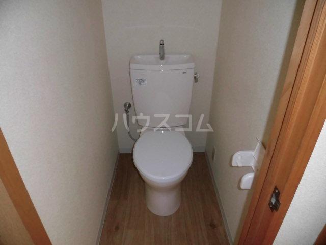 サンハイツ 107号室のトイレ