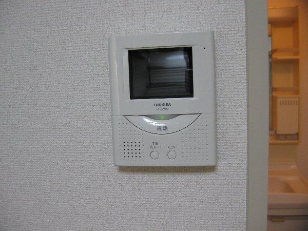 キャッスル第2 103号室のセキュリティ