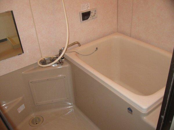 キャッスル第2 103号室の風呂