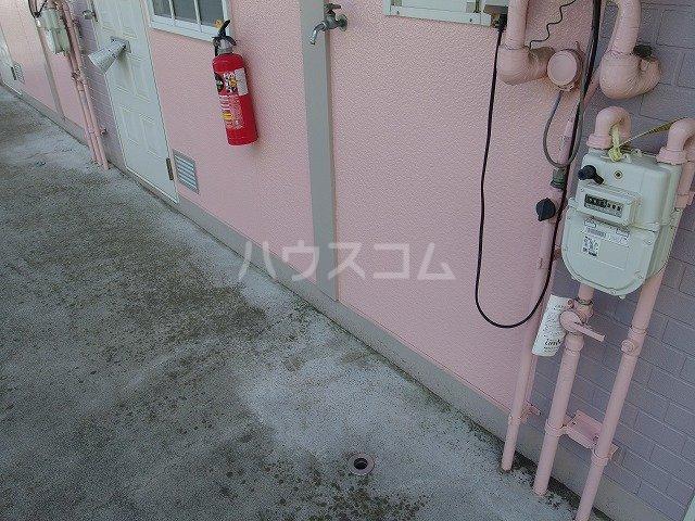 ピアシティナカムラ 203号室の洗面所