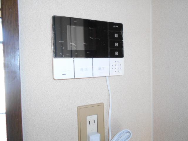 サングリーン 102号室のセキュリティ