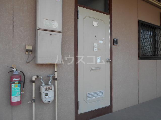 サングリーン 102号室のエントランス