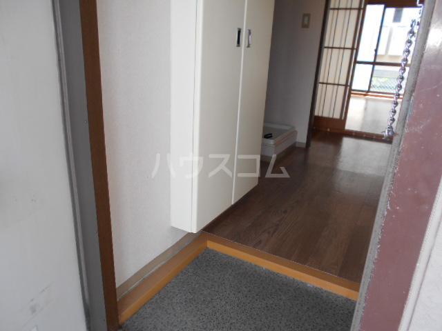サングリーン 102号室の玄関