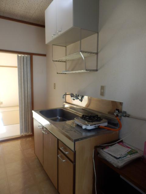 サンハイツ 212号室のキッチン