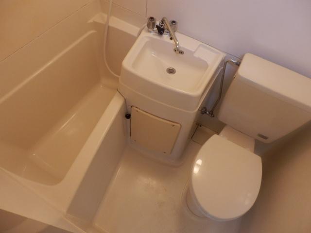 サンハイツ 212号室の風呂