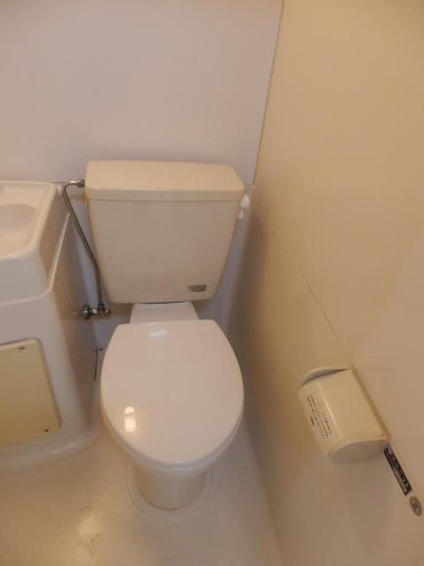 サンハイツ 212号室のトイレ