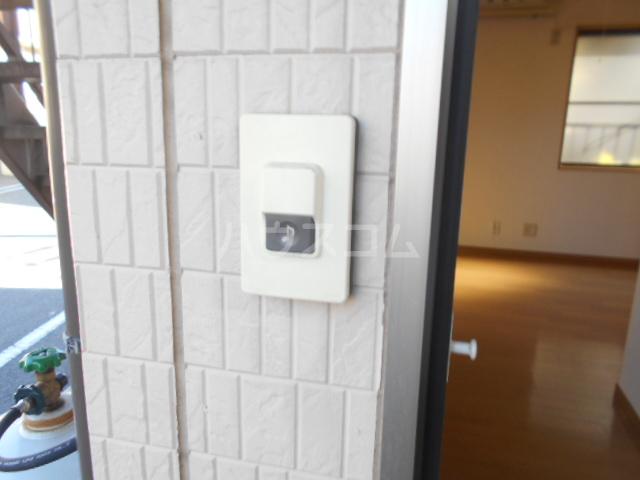 コーポ樹 201号室のセキュリティ