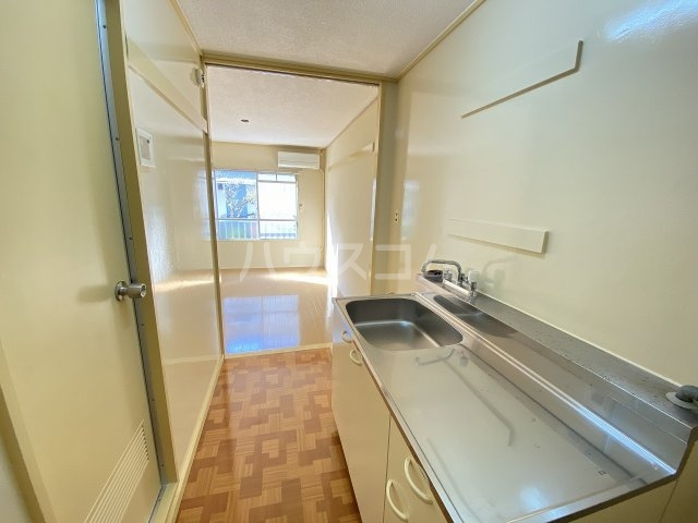 コーポ二葉2号A棟 106号室のキッチン