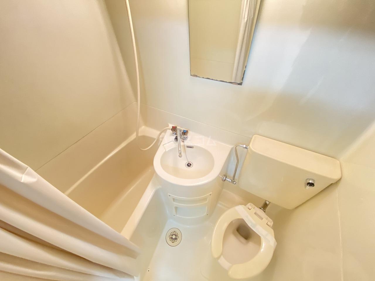 コーポ二葉2号A棟 106号室の風呂