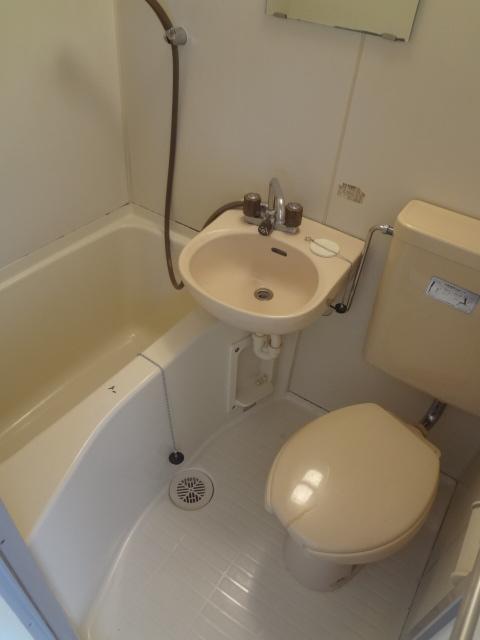 エステートピア シムラⅠ 102号室の風呂