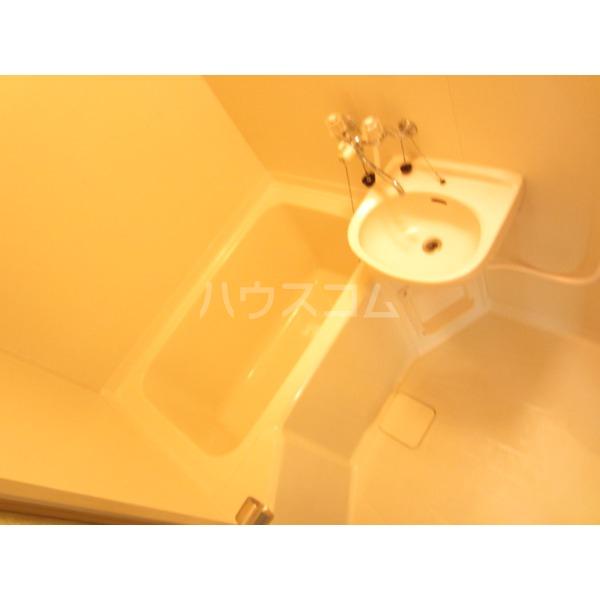 グリーンバレー 102号室の風呂