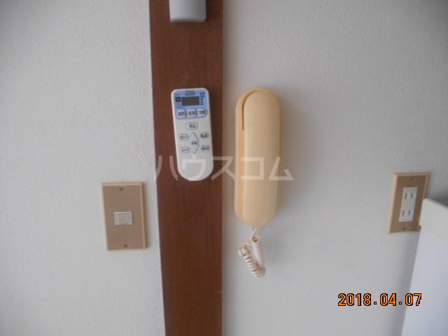 シティハイツ南平 201号室のセキュリティ