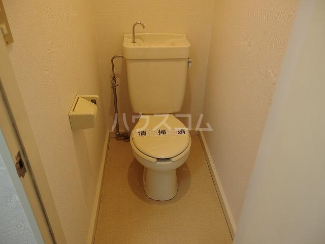 伊野ハイツ 205号室のトイレ