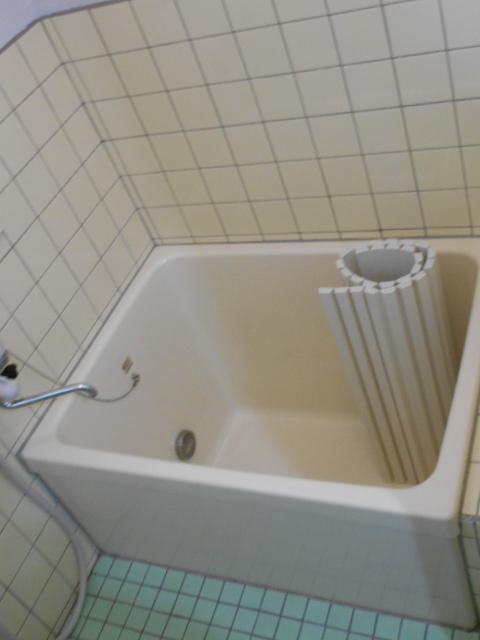 緒川荘 201号室の風呂