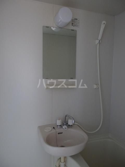 第7もはん 2F号室の洗面所