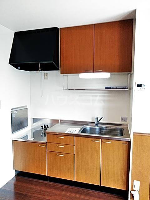 スターブル・ユウ 101号室のキッチン