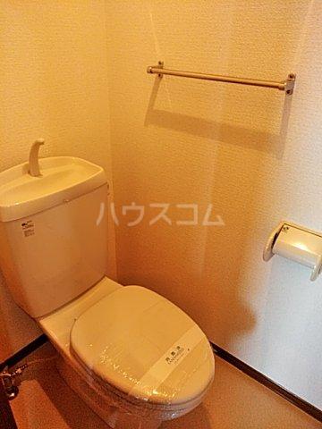 スターブル・ユウ 101号室のトイレ