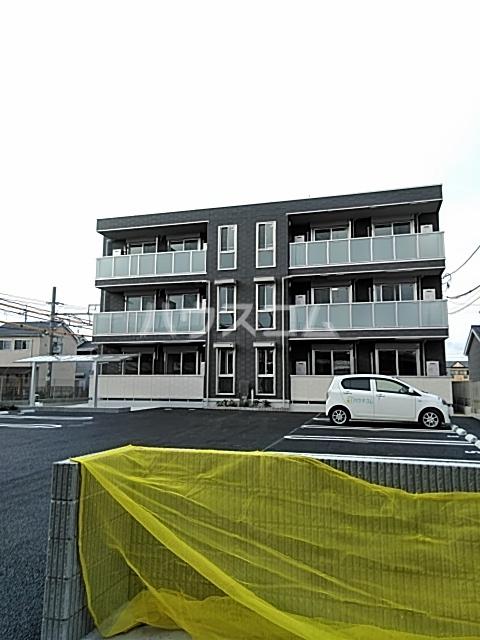 パステル須ヶ口外観写真