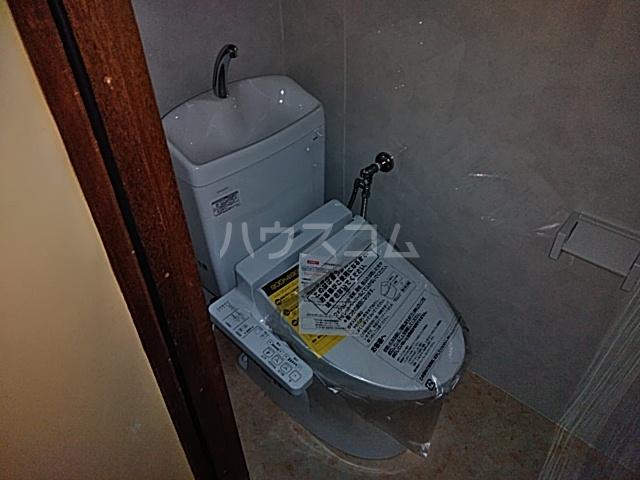ルミエールホリショー 101号室のトイレ