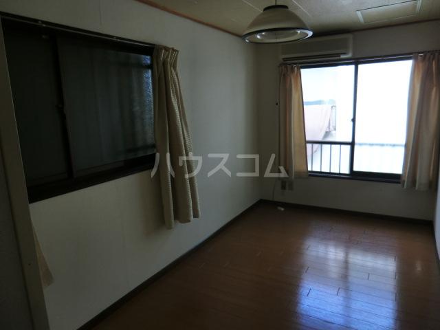コーポ星野 203号室のキッチン