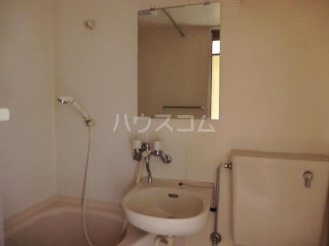コーポ星野 203号室のトイレ