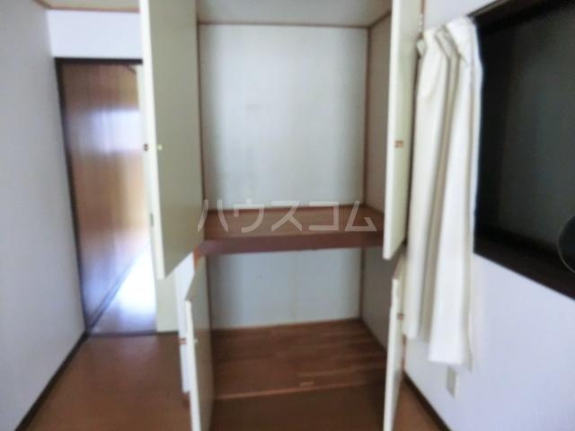コーポ星野 203号室の洗面所
