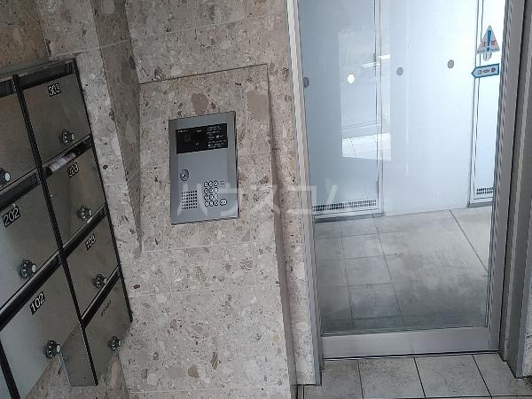 クレスト 101号室のセキュリティ