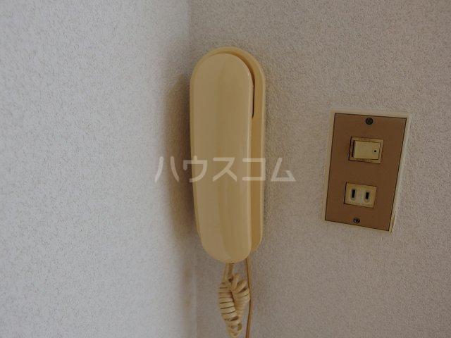 ヴィラ桜ヶ丘 102号室のセキュリティ