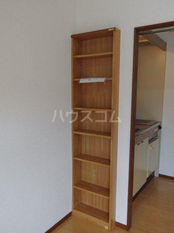 ヴィラ桜ヶ丘 102号室の収納