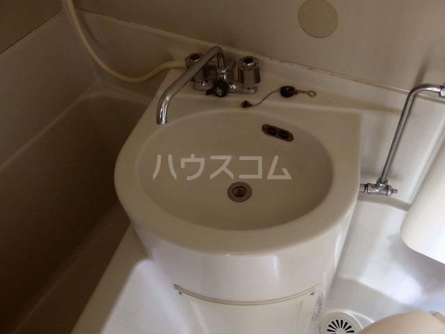 ヴィラ桜ヶ丘 103号室の洗面所