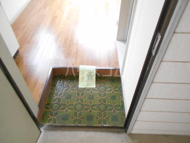 ヴィラ桜ヶ丘 103号室の玄関