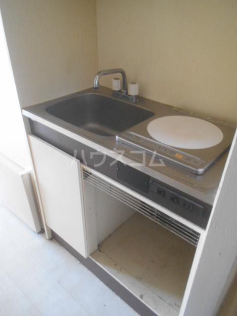 ビアメゾン高幡不動 301号室のキッチン