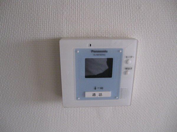 ガーデン山内 206号室のバルコニー