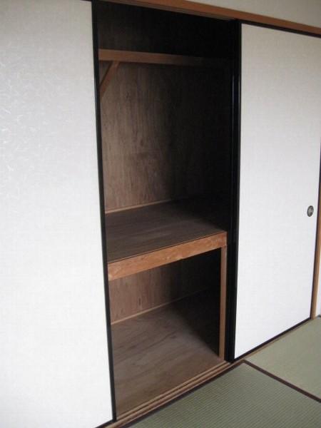 ガーデン山内 206号室の洗面所