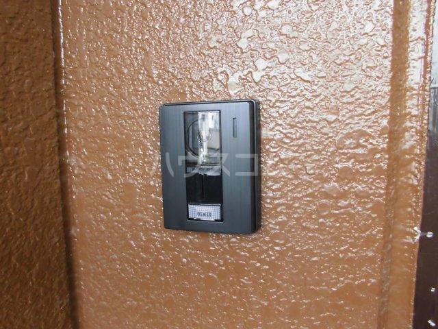 リンピア中道 203号室のセキュリティ