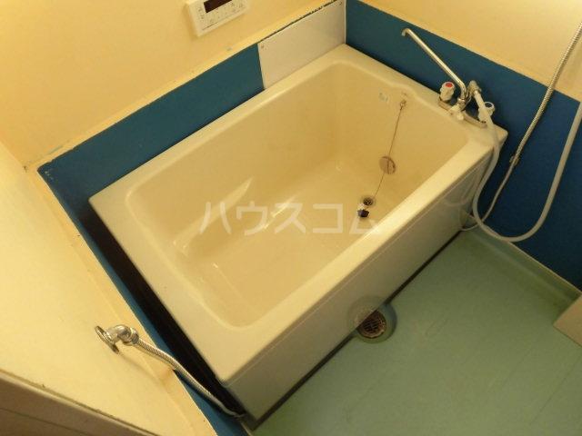 緑荘 201号室の風呂