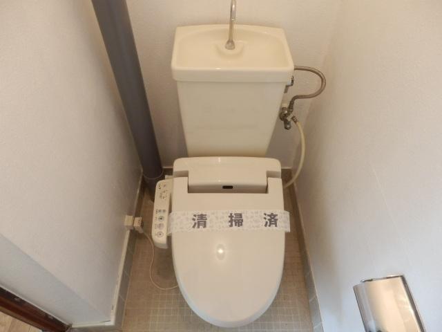グリーンハイツ 301号室のトイレ