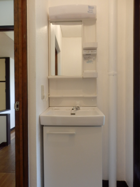 グリーンハイツ 301号室の洗面所