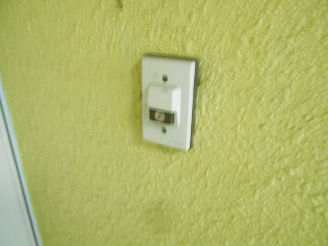 セフィール程久保 107号室のセキュリティ