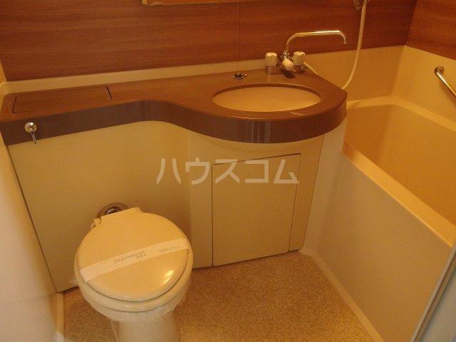 ウィンド聖蹟桜ヶ丘 303号室の風呂