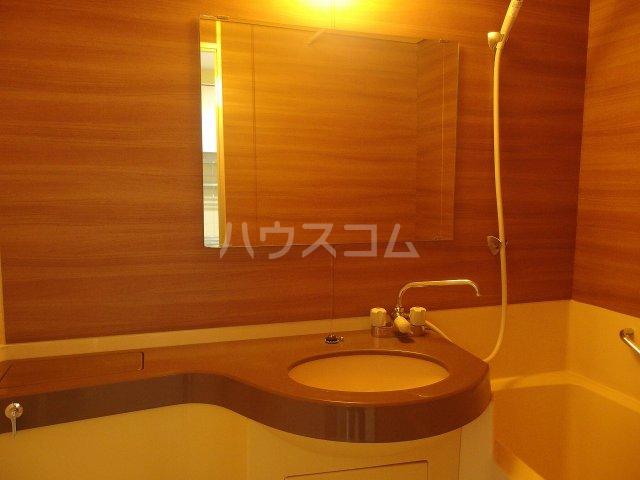 ウィンド聖蹟桜ヶ丘 303号室の洗面所