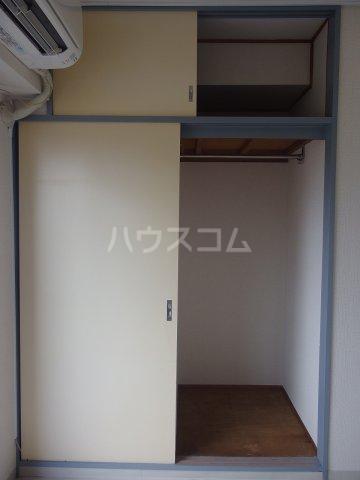 ウィンド聖蹟桜ヶ丘 303号室の収納