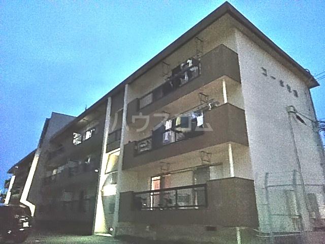 コーポ徳重 201号室の外観