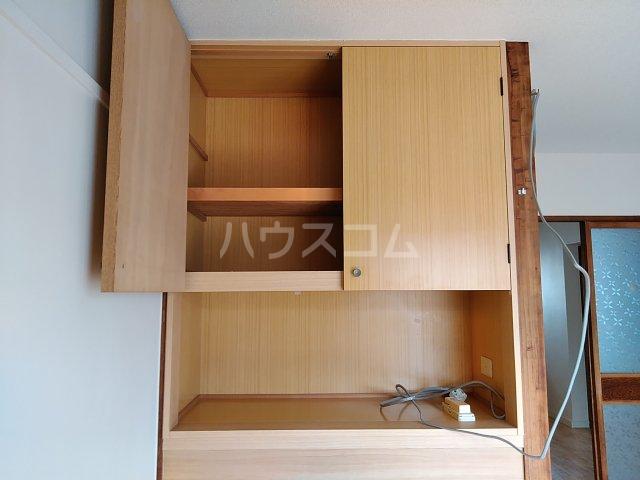 コーポ徳重 201号室の収納