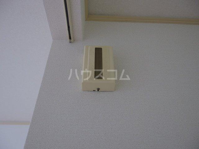 佐竹ハイツ 202号室のセキュリティ